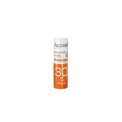 Stick Lèvres Haute Protection Certifié BIO SPF30