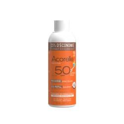 Eco-Recharge Spray Solaire Enfants SPF50 150ML BIO Certifiée
