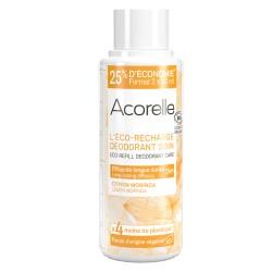 Eco-Recharge Déodorant Citron Moringa Bio - 100ML