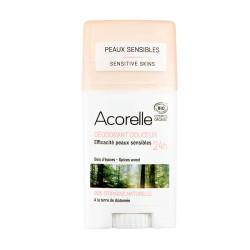 Déodorant Douceur Bois d'Epices BIO 45g acorelle