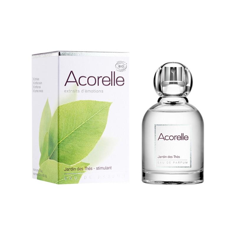 ACORELLE | Eau de Parfum Femme Jardin des Thés BIO 50 ml