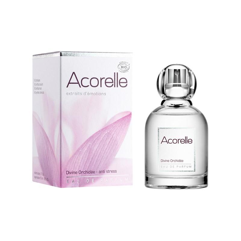 ACORELLE | Eau de Parfum Femme Divine Orchidée BIO 50ml
