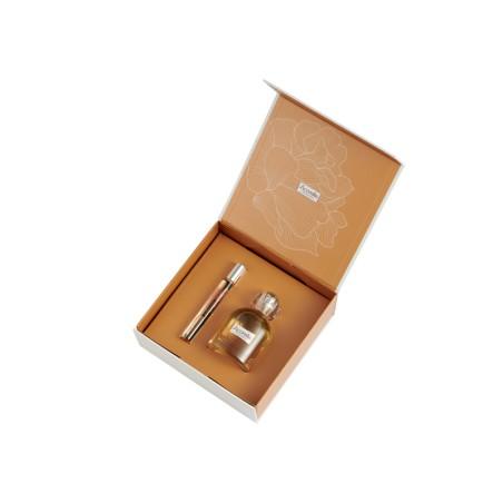 coffret cadeau noël parfum l'envoutante bio naturel