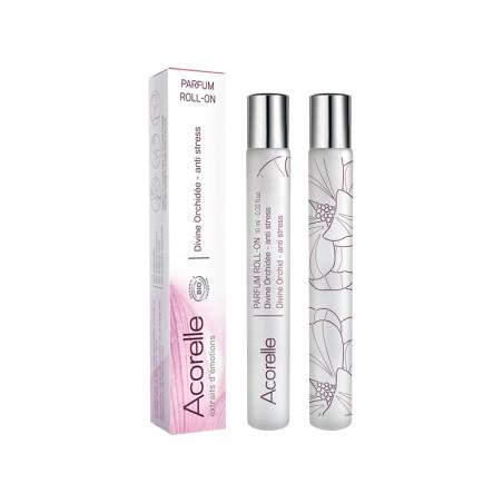 ACORELLE | Eau de Parfum Roll On Divine Orchidée BIO 10ml