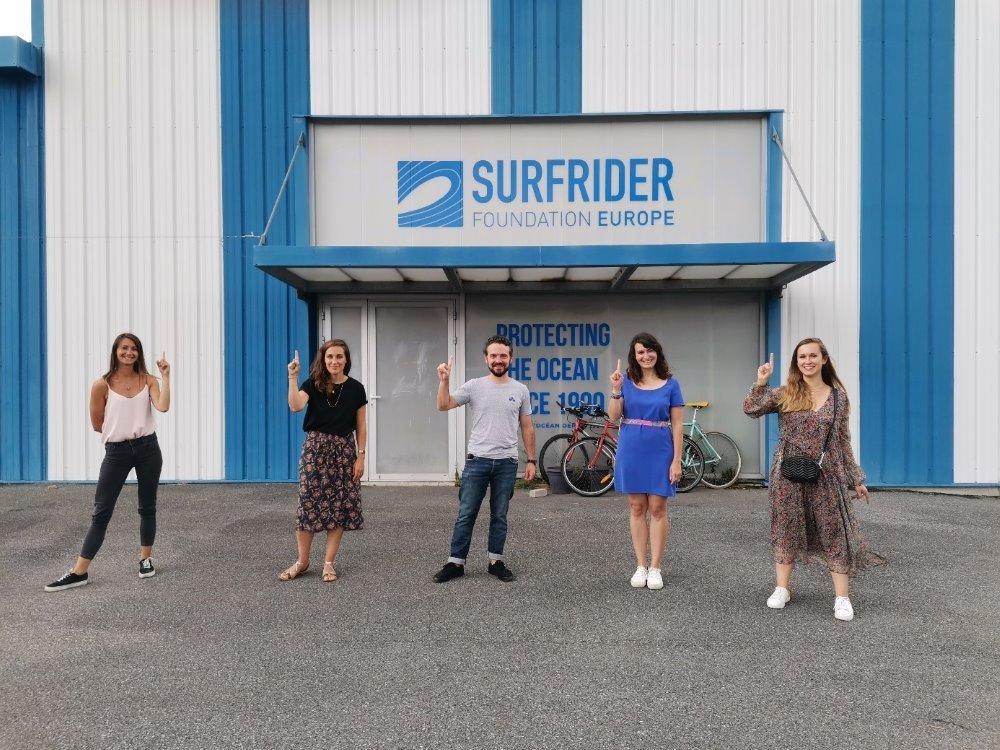 Surfrider Foundatien Europe Acorelle
