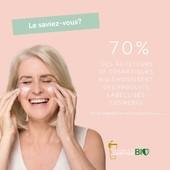Le saviez-vous ? 70% des acheteurs de cosmétiques BIO choisissent des produits labelisés Cosmebio ! Vous vous demandez comment faire partie de ce pourcentage ? Rien de plus simple. Lors du choix de vos cosmétiques, il vous sera important de :  ✔️Distinguer la promesse marketing de la qualité du produit. Votre allié ? Les applications beauté disponibles sur mobile comme @inci.beauty :  Quelle que soit l'application choisie, son intérêt est de confirmer que ce n'est pas parce que l'emballage est vert que le produit est nécessairement naturel et/ou sain (concept de greenwashing). Nous vous conseillons de vous tourner vers des produits certifiés COSMOS ORGANIC qui offrent des garanties pour le consommateur que ce soit au niveau des ingrédients, de la fabrication, de la traçabilité … 🌿  Lorsqu'un ingrédient est signalé sur l'application, n'oubliez pas d'en identifier la raison. Un cosmétique certifié COSMOS ORGANIC peut contenir par exemple des allergènes : ils sont naturellement présents dans les parfums et les huiles essentielles, sans être pour autant néfaste pour la santé ! 🌷  #acorelle #cosmebio #semainedelacosmetiquebio #naturel #scb #scb2021 #cosmetiquebio #cosmetiquenaturelle #cosmetics #cosmetique #skincare #beauty #madeinfrance #beaute #soin #bienetre #beautenaturelle #cosmetiquesnaturels #greenbeauty #beautebio #produitsnaturels #crueltyfree #cosmetiquenaturel #nature #bio #zerodechet